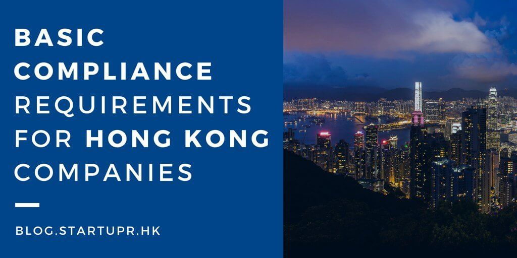 Compliance Requirements for Hong Kong Companies