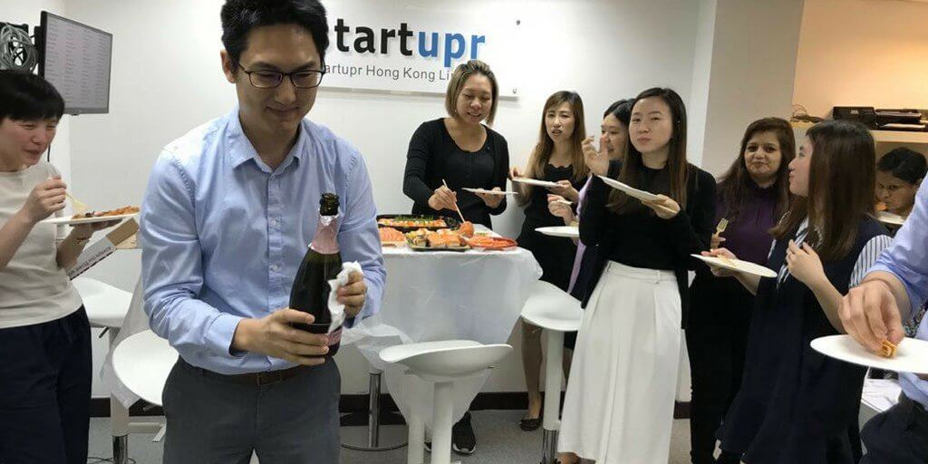 Startupr