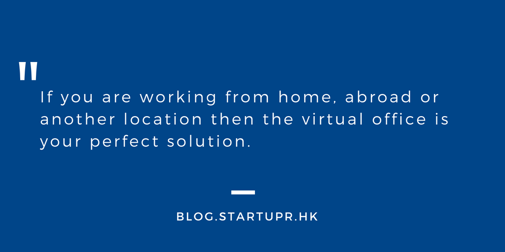 Virtual Office Startups
