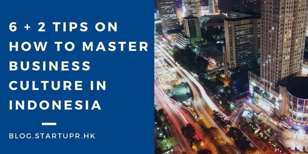 Business Culture in Indonesia