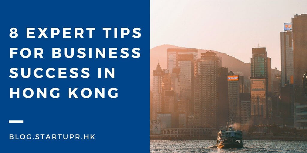 business success in Hong Kong
