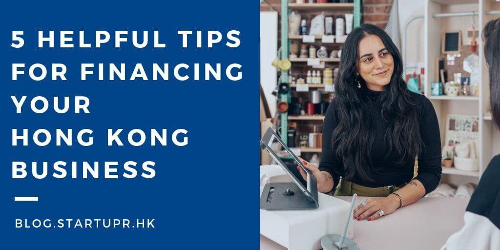financing your hong kong business
