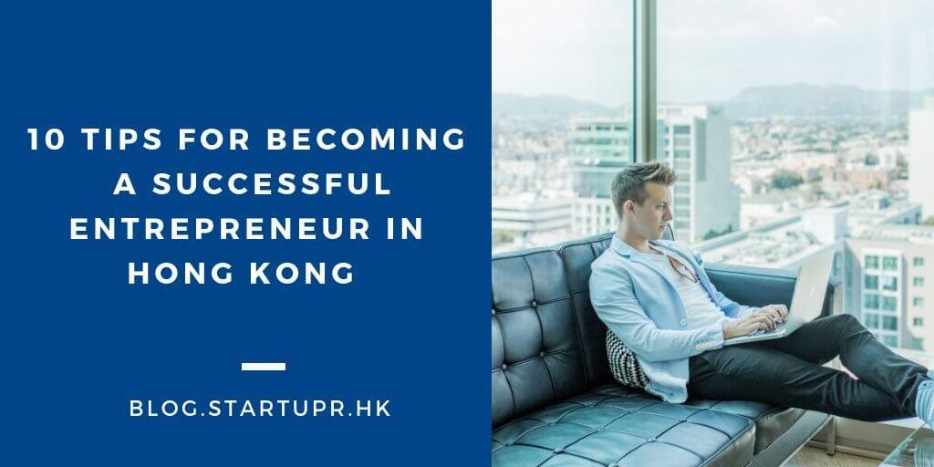 Entrepreneur in Hong Kong