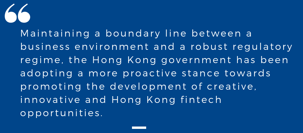 Hong Kong fintech opportunities