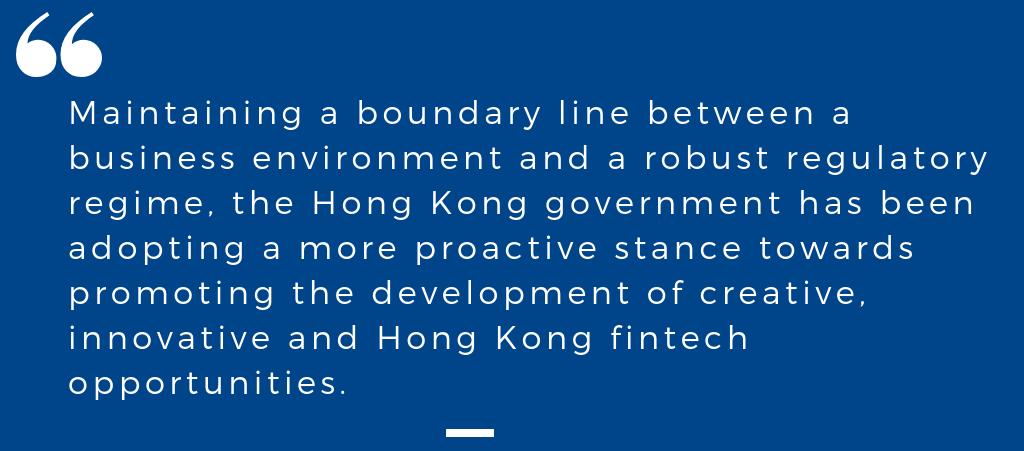 Hong Kong fintech opportunities