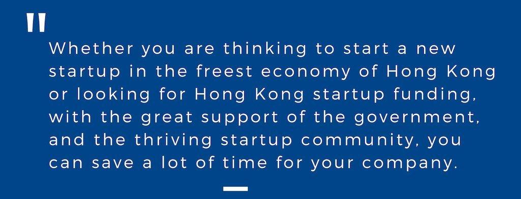 hong kong startup resources