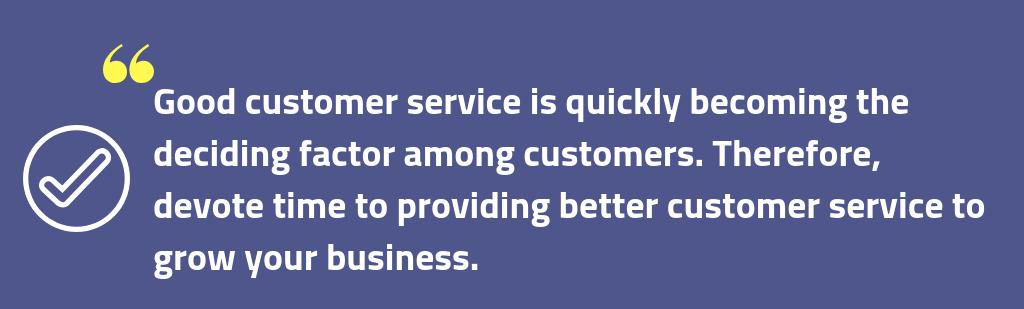 Customer service tips 1