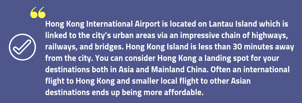 Hong Kong Business Tip 3