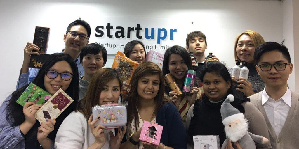Startupr- Join our team