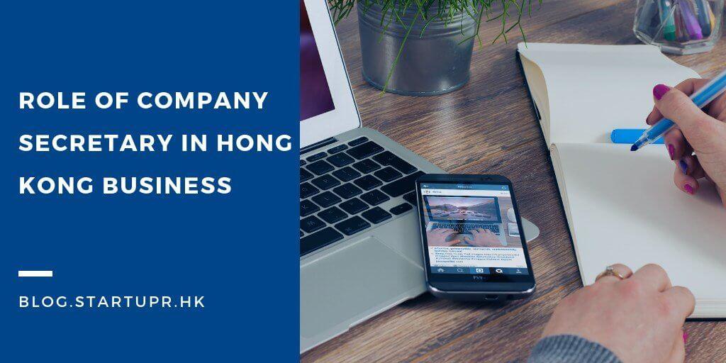 Company Secretary Hong Kong