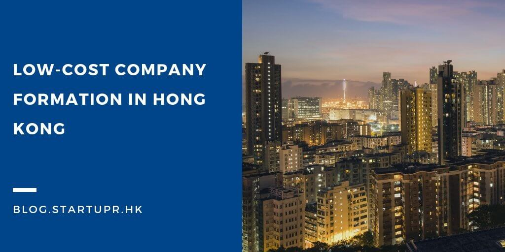 Company Formation in Hong Kong