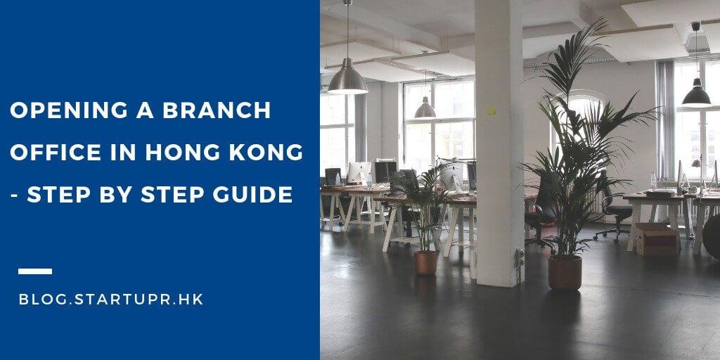 Branch office in Hong Kong