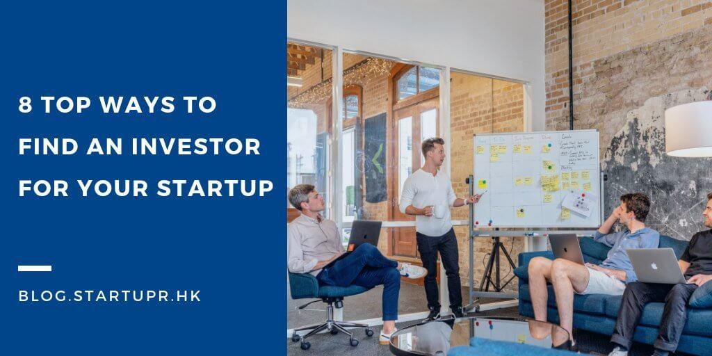 Find an investor