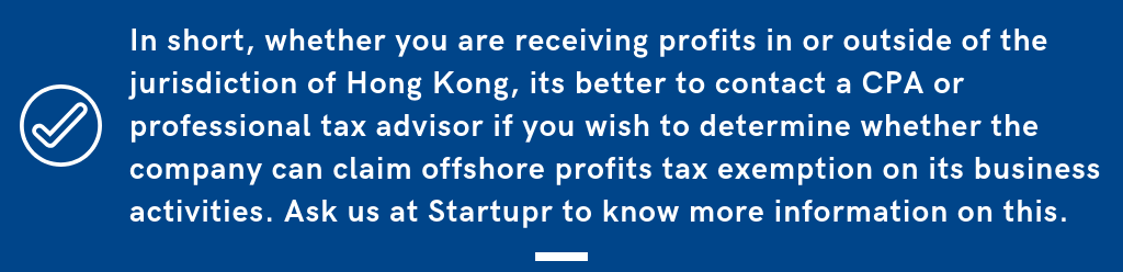 Hong Kong Tax