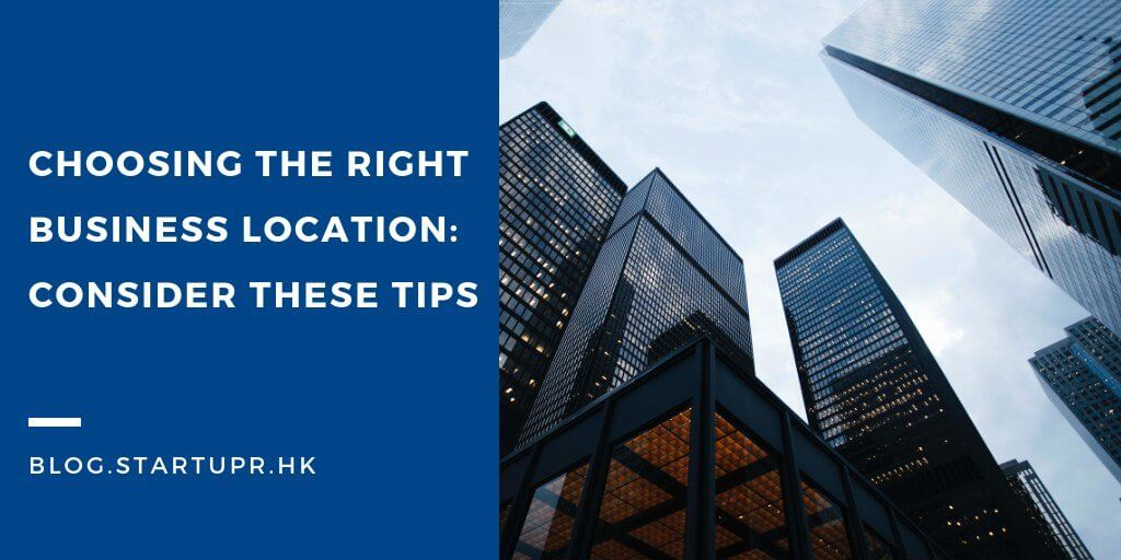 Choosing  right business location