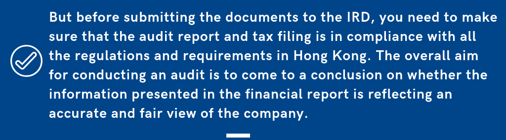 Auditing in Hong Kong