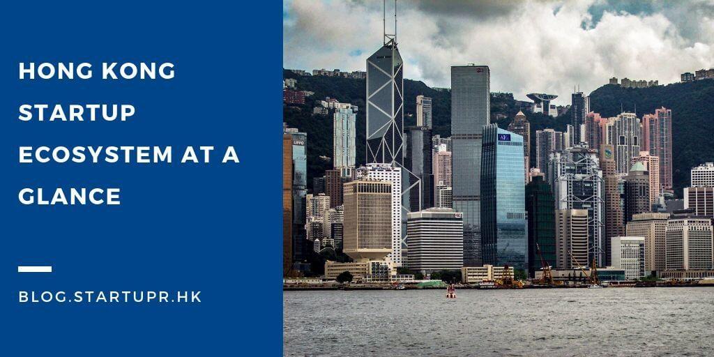 Hong Kong Startup Ecosystem