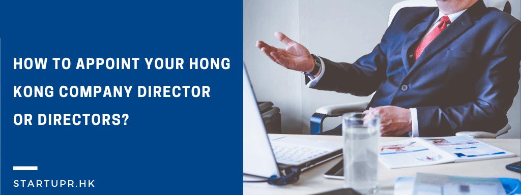 Hong Kong Company Director