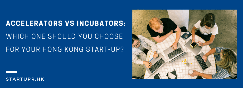 Accelerators vs Incubators