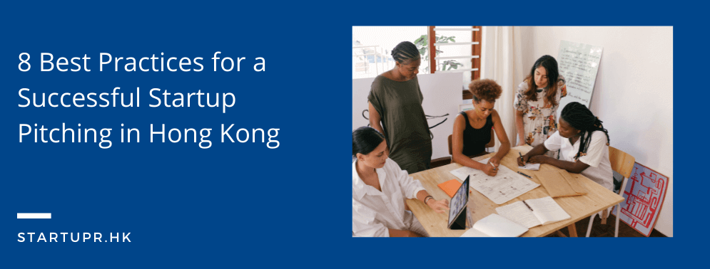 Successful Startup Pitching in Hong Kong